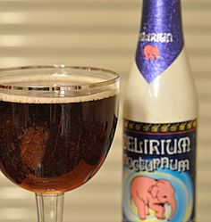 Delirium Nocturnum - There is a reason Brouwerij Huyghe (The place that brews Delirium) held the title for best beer in the world at one point.