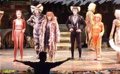 "Dress rehearsal of Hiroshima ""Cats"" has begun!"