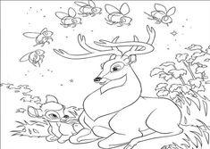 Free-Printable-Deer-Coloring-Pages.jpg (860×612)