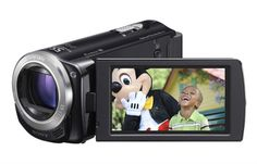 Create stunningly beautiful 1920x1080p Full HD video with the Sony Handycam HDR-CX260V camcorder. Take the shake out of your movies with Optical SteadyShot image stabilization with Active Mode. Back-illuminated Exmor CMOS sensor provides excellent low light capabilities while the wide angle G lens lets you get more in your shot. Wide Angle G lens to capture everything you want.