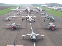 Bruntingthorpe cold war collection, awesome.