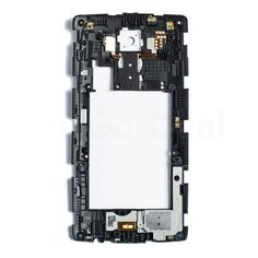 Wholesale LG G4 Middle Frame with Loudspeaker Assembly Replacement  - White Lens - Ogo Deal @ http://www.ogodeal.com/for-lg-g4-middle-frame-with-loudspeaker-assembly-white-lens.html