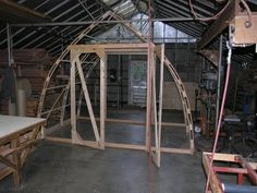 ▶ Build a 12' by 8' Gothic Arch Greenhouse for less than $200 - YouTube