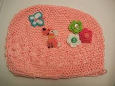 Image result for crochet hat adornments