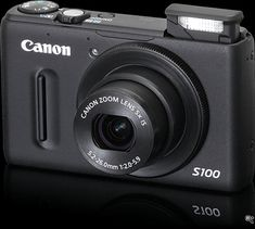 Canon S100. Took this all over Utah with me at Xmas. Best compact camera currently available imo