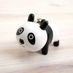Panda Key Ring / Pen