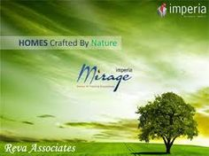 Imperia Structures Ltd presents Mirage Homes, World Class Residential Spaces spread over 5 acres boasts of 5 residential towers with 650 apartments that offer an unhindered view of the Race Track. Standing tall at 24 stories its 3 sides open, Vaas.