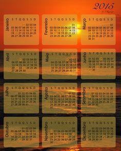 Calendários - 2015