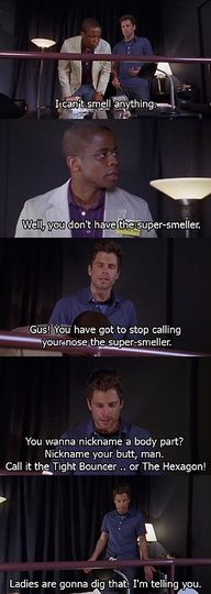 I <3 Psych!! Shawn and Gus are amazing!