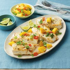 Find more healthy and delicious diabetes-friendly recipes like Thai-Style Halibut With Mango Relish on Diabetes Forecast®, the Healthy Living Magazine.