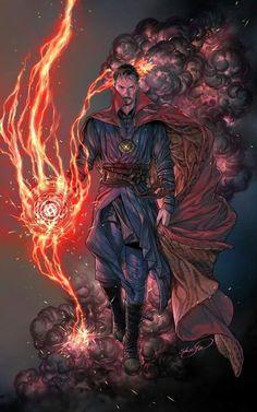 The Sorcerer Supreme-Doctor Strange