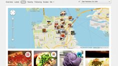 Foodspotting, a service that helps you find delicious dishes near you, launched a redesigned version of its website Wednesday.