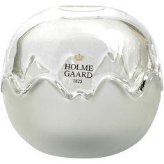 Holmegaard Mixed Double Glass Bowls Original Box Michael Bang Danish Art Glass