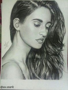 """Truly Indeed There Is Simply No Disputing that Dishapatani   Is The Real Flavour Of The Season As She Is Swiftly Emerging As The Next Best Thing To Happen To Bollywood...Artist Yuvi's Art Work Does a Truly Swell Job As He Captures The Finer Nuances Of This Beauty On His Canvas Highlighting DISHA PATANI In A Light That Is Both Appealing & Flattering Too!!"""