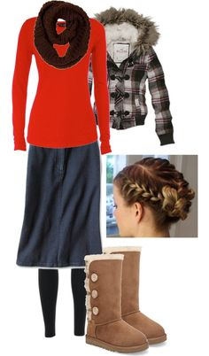 """""""Modest Outfit 112"""" by christianmodesty on Polyvore"""