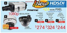 HD-SDI High-End Full HD 1080P Surveillance Cameras!!!