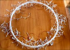 Are you looking for diy projects for your backyard check out this are you looking for diy projects for your backyard check out this hula hoop chandelier project interfabfun diyproject home dcor pinterest aloadofball Choice Image