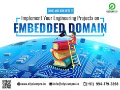 Learn and Develop your final year project on Embedded System domain with guidance at ElysiumPro   #elysiumpro #finalyearproject #engineeringprojects #embeddedsystem
