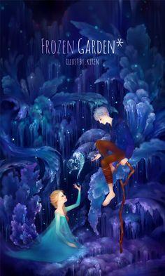 Jack * Elsa by Kiren