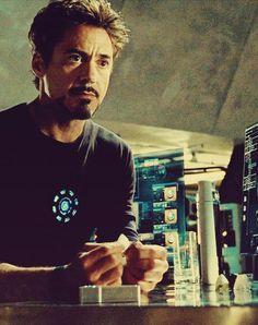 Tony Stark <3