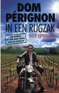 """Het wijnboek van Huib Edixhoven, """"Dom Perignon in een rugzak"""", is absoluut een aanrader voor de wijnliefhebber, die van een leuk, stoer wijnboek houdt. Toegegeven dit wijnboek rolt niet net van de pers, maar dateert uit 2010, maar dat maakt het niet minder leuk. Wij hebben het in ieder geval weer met heel veel plezier (her)lezen. Lees meer op: http://www.wijnspijsblog.nl/wijnboeken/wijnboek-dom-perignon-rugzak/"""