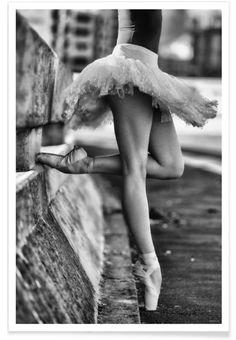 Dancer - Michael Groenewald en Affiche premium par 1x | JUNIQE