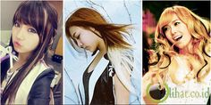 8 Idola K-Pop dengan Warna dan Gaya Rambut Unik