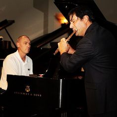Rick Carlisle and Friends at Steinway Hall. The Artist Outreach.org