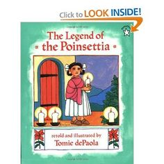 The Legend of the Poinsetta
