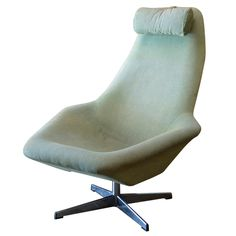 French Modern Lounge Chair