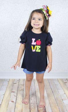 Stellybelly School Love T-Shirt