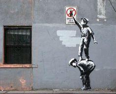 banksy art work - Google Search