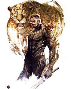 Black Panther: Killmonger