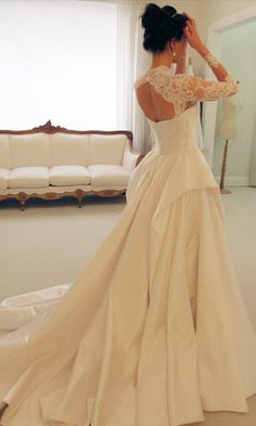 Wanda Borges Bridal Collection...This dress is stunning!! just beautiful love it