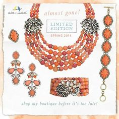 One stop shop for all your summer statement pieces! https://www.chloeandisabel.com/boutique/becka