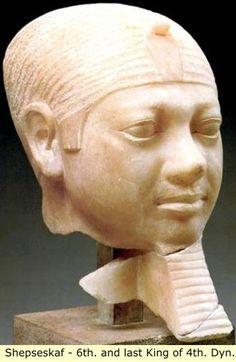 Shepseskaf - Egypt