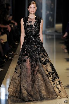 #Elie Saab #Couture Spring/Summer 2013