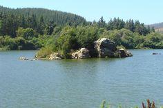 Rio Maule Constitución, Piedra del Lobo.