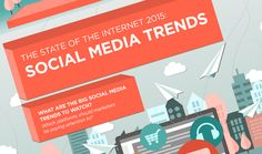 Liked on Pinterest: Infographic: Five key #socialmedia trends marketers can't miss. visit my blog http://ift.tt/1oxJDem