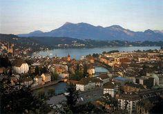 Luzern Švajčiarsko