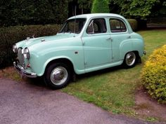 1958 Austin A35 Four-door Saloon
