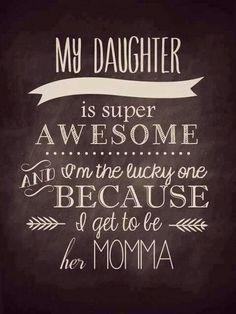 Love my girls!!! Yep! Yep!!  This is so true!!  I am so blessed!!
