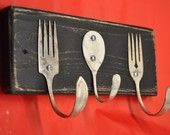 silverware coatrack