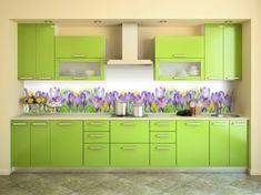 Kitchen Colour Combination, Interior Design Gallery, Interior Ideas, Kitchen Gallery, Modern Kitchen Cabinets, Küchen Design, Kitchen Organization, Home Renovation, Cool Kitchens