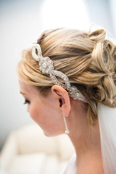 Sparkle Headband. This would be cute for prom!