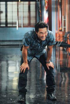 Hawaii Five-0 Photos: Chin Ho Behind the Scenes in the Season Premiere of Hawaii Five-0 on CBS.com