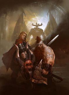 Gotrek-Felix-Slayer_Be'lakor.jpg