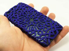 Printed Smartphone Case 15 of the best printed items from 2013 3d Printing News, 3d Printing Diy, 3d Printing Industry, 3d Printing Service, Machine 3d, 3d Printing Machine, Architecture 3d, Design 3d, Design Tech
