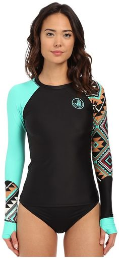 Body Glove Maka Sleek Long Sleeve Rashguard