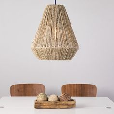 Lennat Seagrass Pendant Shade - Holly & Martin of light. The Lennat Seagrass Pendant Shade highlights a warm glow in your open concept living space. Add the light of your choice on the metal ring of this boho hanging lamp shade. Diy Pendant Light, Pendant Lighting, Lighting Store, Home Lighting, Bohemian Lighting, Kitchen Lighting, Lighting Ideas, Hanging Lamp Shade, Small Hallways
